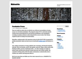maheshis.wordpress.com
