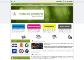 maheshprintery.com