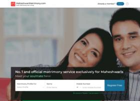maheshwarimatrimony.com