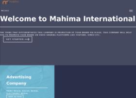 mahimainternational.com