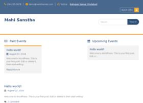 mahisanstha.com