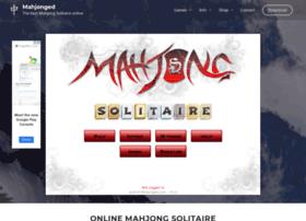 mahjonged.com