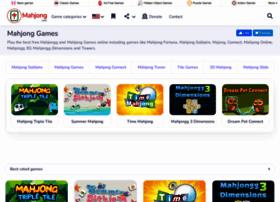 mahjonggames4all.com