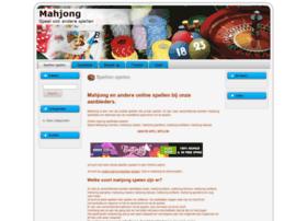 mahjongspelen.be
