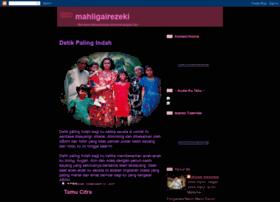 mahligairezeki.blogspot.com