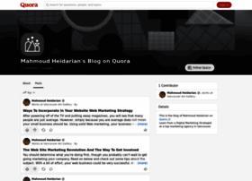 mahmoudheidarian.quora.com