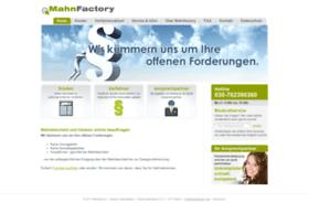 mahnfactory.de