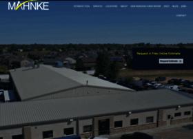 mahnkeautobody.com