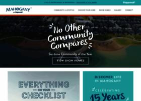 mahoganyliving.com