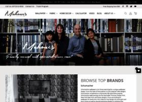 mahoneswallpapershop.com