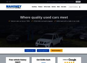 mahoneyautomall.com