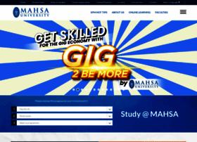 mahsa.edu.my