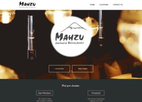 mahzurestaurants.com