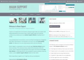 maiansupport.com