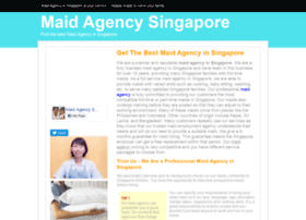 maidagency.insingaporelocal.com