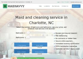 maidsavvy.com