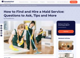 maidservices.com