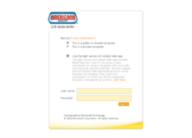 mail.americana-group.com