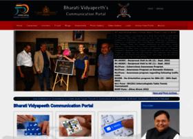 mail.bharatividyapeeth.edu
