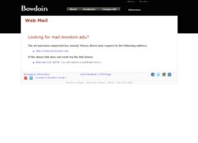 mail.bowdoin.edu