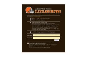 mail.clevelandbrowns.com