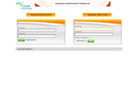 mail.edulever.in