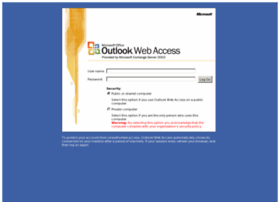 mail.emu.edu.tr info. Microsoft Outlook Web Access
