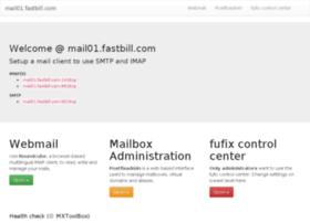 mail.fastbill.com