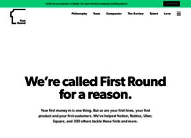 mail.firstround.com