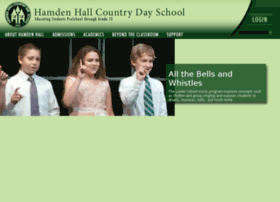 mail.hamdenhall.org
