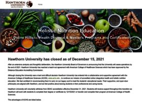mail.hawthornuniversity.org