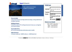 mail.hualu5.com