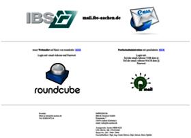 mail.ibs-aachen.de