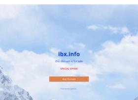 mail.ibx.info