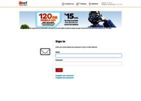 mail.iinet.net.au