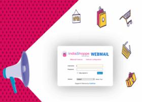 mail.indiashoppe.com