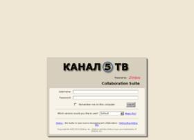 mail.kanal5.com.mk