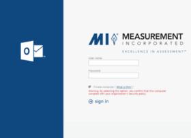 mail.measinc.com
