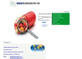 mail.medisysbiotech.com