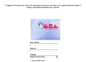 mail.mrrooter.com