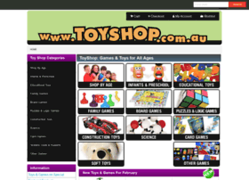 mail.mytoyshop.com.au