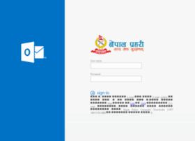 mail.nepalpolice.gov.np