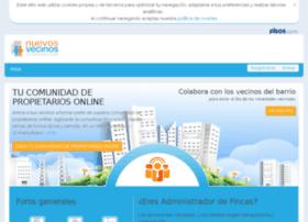 mail.nuevosvecinos.com