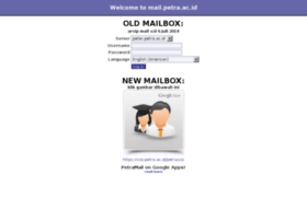mail.petra.ac.id