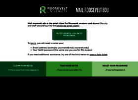 mail.roosevelt.edu