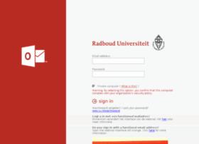 mail.ru.nl