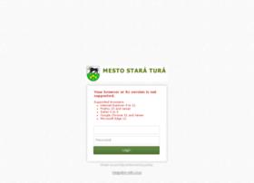 mail.staratura.sk