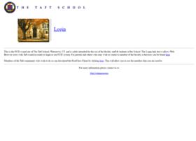 mail.taftschool.org