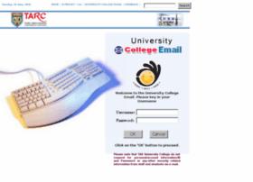 mail.tarc.edu.my