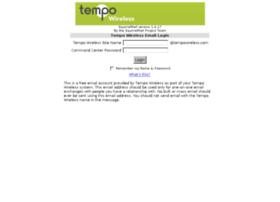 mail.tempowireless.com